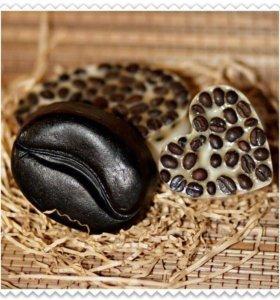 Мыло-скраб (кофейное)