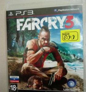 Sony 3 FarCry 3