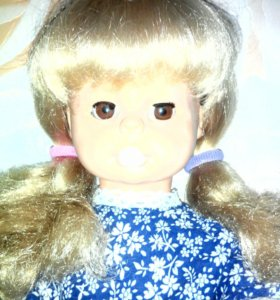 Кукла времен СССР 58 см.