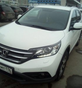 Honda CRV 2013 г.