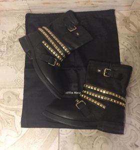 Еlisabetta franchi Сапоги, ботинки