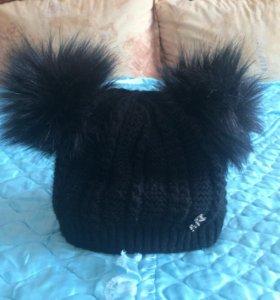 Продам шапку тёплая