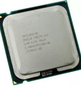 Проц Intel core 2Duo 6600