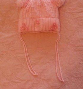 Тепленькая шапочка