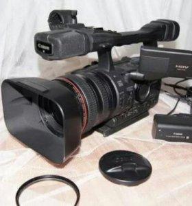Видеокамера canon xha1