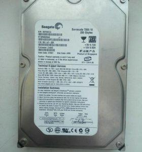 Жесткий диск Seagate barracks 7200.10