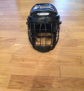Шлем хоккейный , почти новый для детей