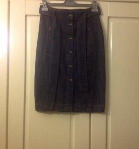 Новая джинсовая юбка Oggi