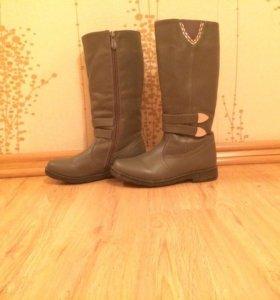 Ботинки ( зимние)