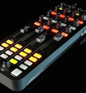 MIDI Контроллер для DJ ALLEN HEATH XONEK2