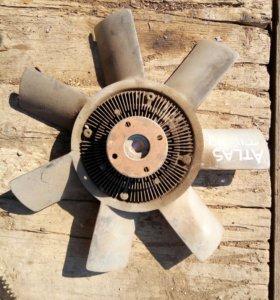 Вентелятор с муфтой TD27