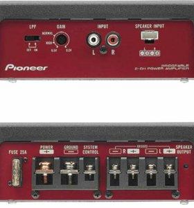 Усилитель Pioneer GM-3500T