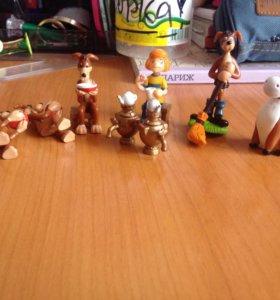 Мелкие игрушки из коллекции