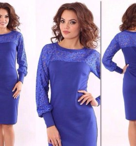Новое платье 46, 48