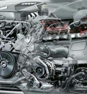Ремонт и замена двигателей