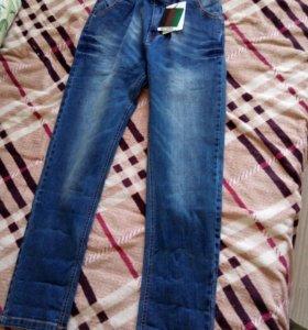 Джинсовые штаны для мальчиков