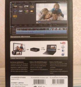 Устройство видеозахвата ICONBIT TV-HUNTER STUDIO