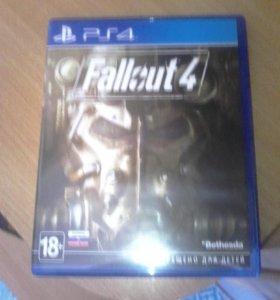 Fallout4 игра на ps4