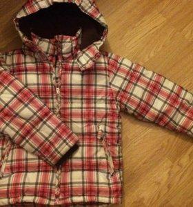 Зимняя куртка H&M