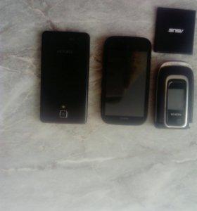 Б/у телефоны на запчасти