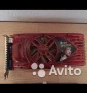 Видеокарта Geforce 9600GT /512mb/gddr3/256bit