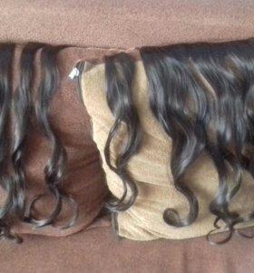 Трессы,накладные волосы