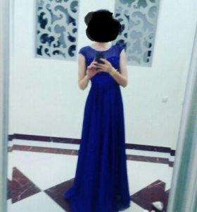 Платье на выпускной в пол