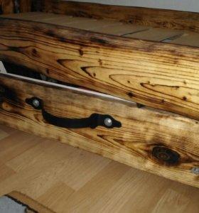 Кровать охотника