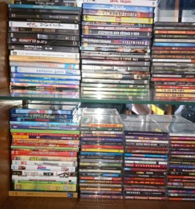 Аудио и DVD диски