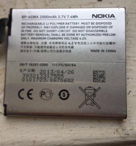 Аккумулятор для нокии BP-4GwA