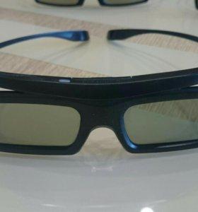 3D очки для тв Samsung