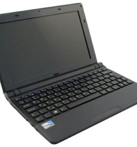 Рабочий маленький ноутбук для учёбы