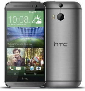 HTC ONE m8, 32 gb, silver