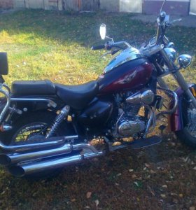 Мотоцикл irbis
