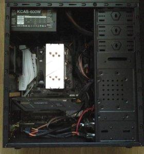Игровой компьютер новый