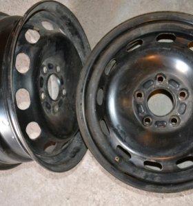 Колесные диски 4 шт.