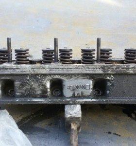 Головка блока цилиндров уаз двиг 402