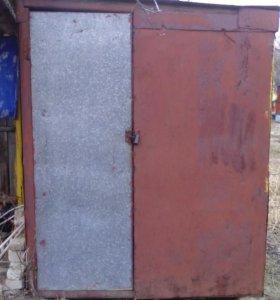 Ящик металлический 1800×2000