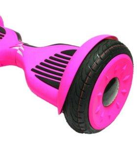 Гироскутер Suff Off насыщенный розовый цвет