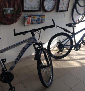 Велосипеды детские и взрослые
