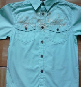 Фирменная рубашка 110-116
