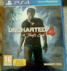 Uncharted 4 путь вора . Обмен или продажа.