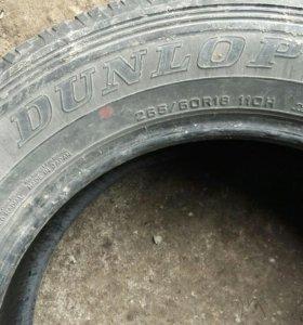Шины DUNLOP 265/60/R18