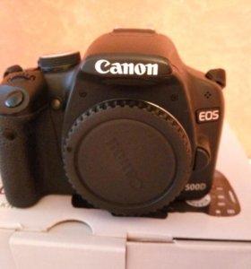 Canon 500 d body