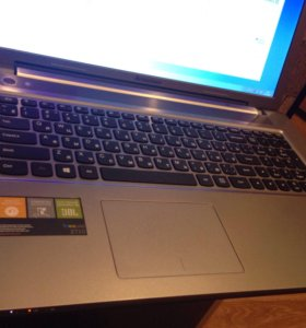 Игровой ноутбук Lenovo Z710