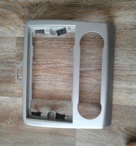 Рамка для магнитолы форд фокус 2