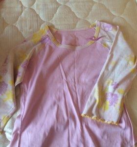 Водолазка пижамная