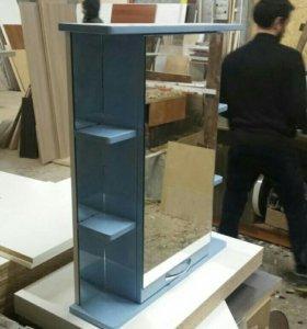 Шкаф для ванной комнаты ,мебель на заказ