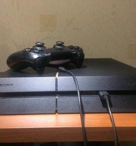 Sony Playstation 4 + игры