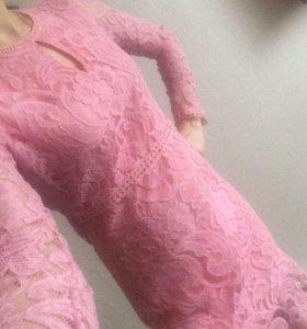 Платье новое кружево
